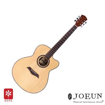 [데임] NEW 어쿠스틱 기타 발렌타인 500 CE VALENTINE