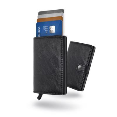 RFID차단 스마트 오토팝업 지갑형 카드 슬라이드 EDGE