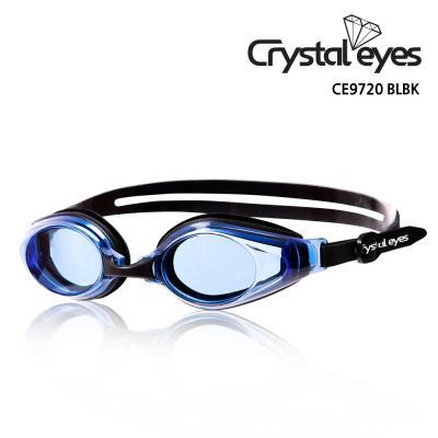 크리스탈아이즈  수경 CE9720 BLBK