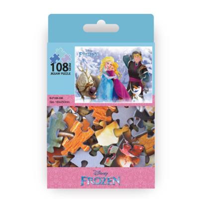 디즈니 겨울왕국 108피스 직소퍼즐
