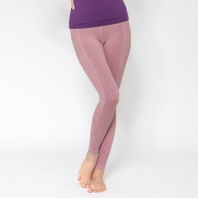 여성 트레이닝복 포켓 요가레깅스 DFW4023 핑크