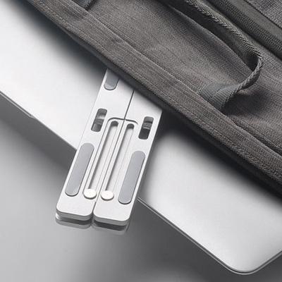 엘바 휴대용 알루미늄 노트북 거치대 받침대 H2