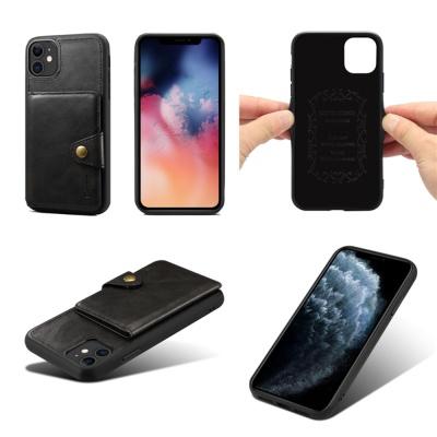 아이폰XR XS MAX 8 7 플러스 가죽 카드 지갑 폰케이스