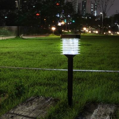LED 야외조명 정원등 / 태양광 충전 가든램프 LCER586