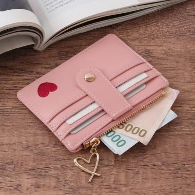 클로닛 러브 카드지갑(핑크)
