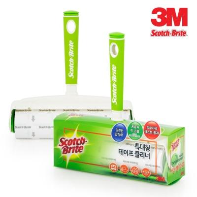 3M 스카치브라이트 특대형 테이프 클리너