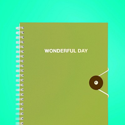 WONDERFUL DAY ver.01 -엘로우 그린