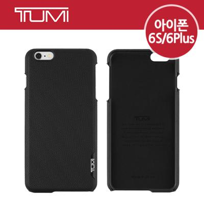[TUMI] 아이폰6S플러스/6플러스 Snap 가죽 케이스 [블랙]