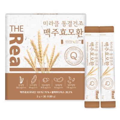 동결건조 국내산 맥주효모환 3g x 30포(1개월분)