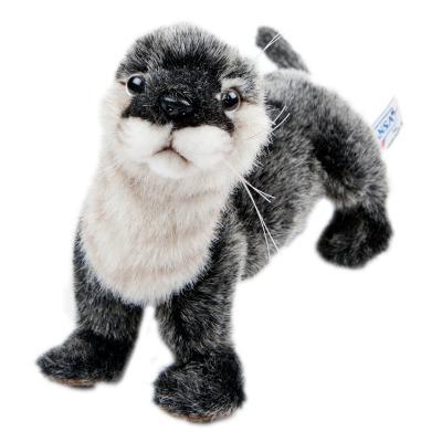 5679번 수달 Otter Crouching/23cm.L