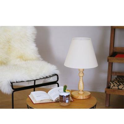 [OR] 원목 협탁 비숍 단스탠드 침실 테이블조명