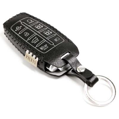 Smart CAR key case GV80 8버튼 고리스트랩 포함