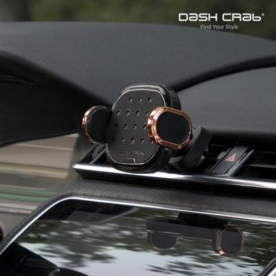 대쉬크랩 핏2세대 자동 차량용 무선충전 거치대