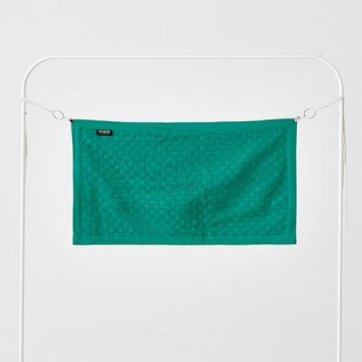 허니콤 플랜지 엣지 쿠션커버 버디스 35x65
