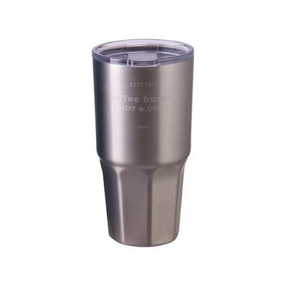 코멕스 빅샷 텀블러 실버 520ml 휴대용 보온보냉 물병