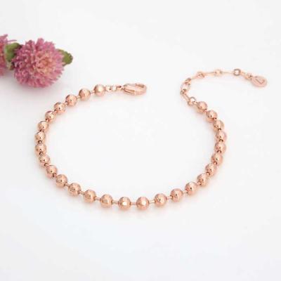 Mujer daily 샐리 bracelet 14KGP rose gold