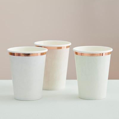[빛나파티]파스텔 수채화 종이컵