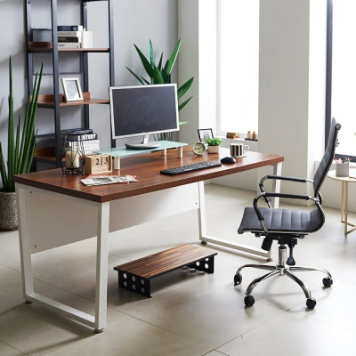 화이트뷰 1500 책상+의자세트