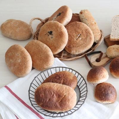 천연발효 새싹발아 통밀빵