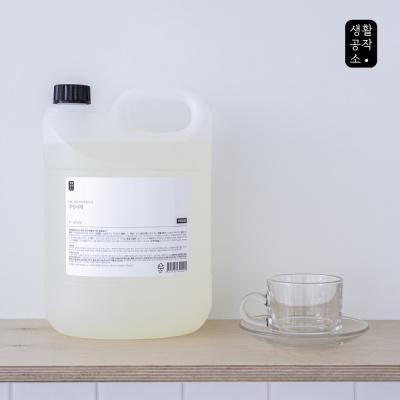 [생활공작소] 주방세제 4L