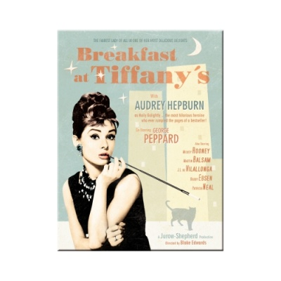 노스텔직아트[14262] Breakfast at Tiffany's Blue