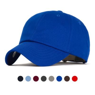 [디꾸보]무지 코튼 볼캡 베이직 모자 S-M-L AL150