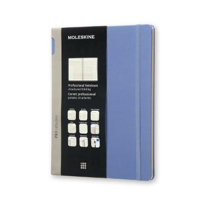 몰스킨 프로페셔널 노트/라벤더바이올렛 하드 XL 몰스킨 (몰스킨)