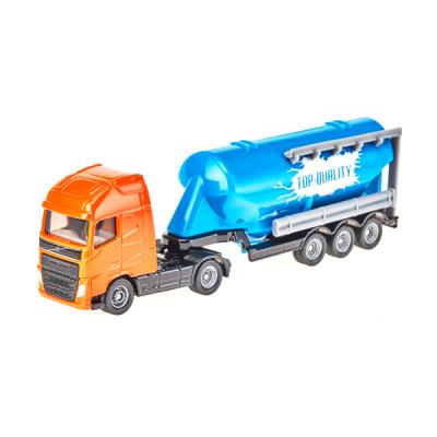 [시쿠]트럭과 사일로 트레일러