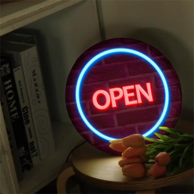 nb845-LED액자25R_네온글씨오픈앤클로즈