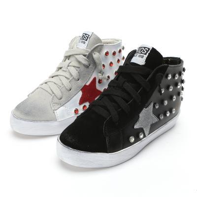 MJ 983보석하이탑 160-190 유아 털 방한운동화 신발