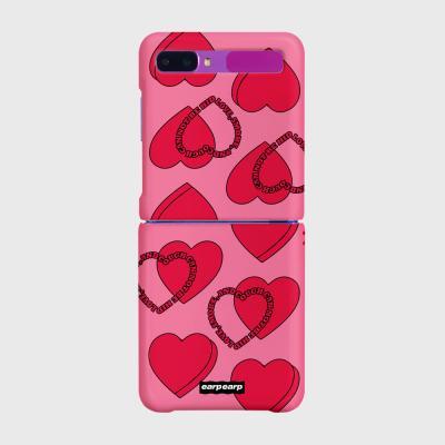 Love Love Love-pink(Z플립-하드)