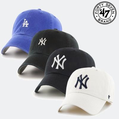47브랜드 뉴욕양키스/LA다저스 볼캡 모자