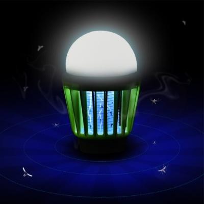 LED 해충트랩 캠핑랜던