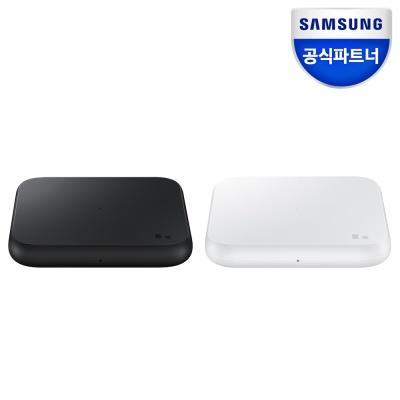 삼성 정품 급속 충전 무선충전기 솔로 패드 EP-P1300