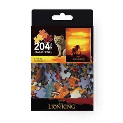 팬시퍼즐 204피스 라이온킹D-P204-109