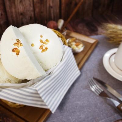 소부당 백설기빵 (2개입)