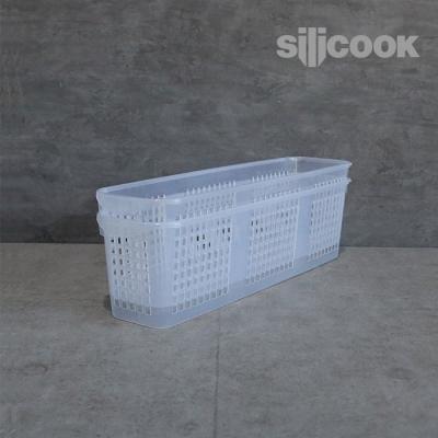 [실리쿡]냉장고문수납 롱트레이소 (2개)