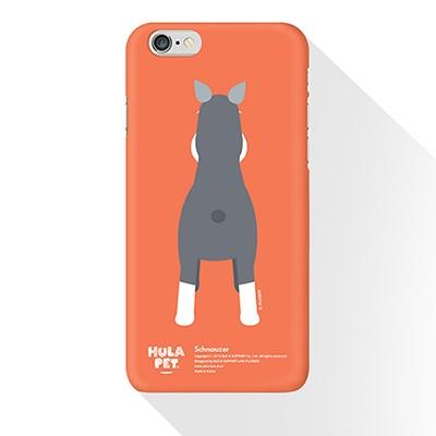 PLUSBOX HULA PET (Schnauzer Hula) / 아이폰6케이스/갤럭시6케이스/옵티머스케이스
