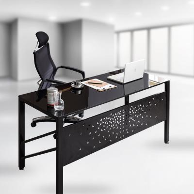 래티코 팰리 철제 디자인 사무용 컴퓨터 책상 1800