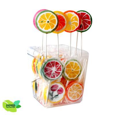 과일모양롤리팝BOX(26g*50ea)