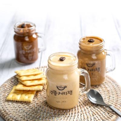 [오븐] 커피향 그윽한 강릉 커피잼 3종세트
