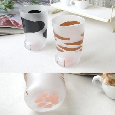 [HEIM] 네코짱 고양이발 유리컵