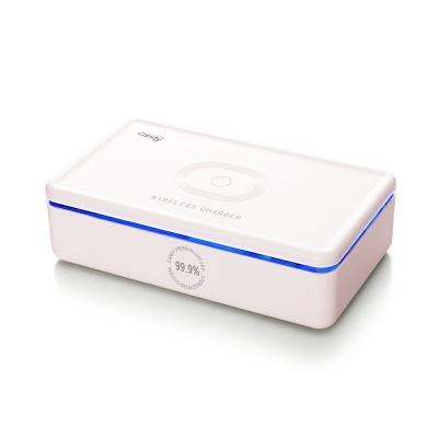 캔디 고속무선충전 지원 UV-C 살균기