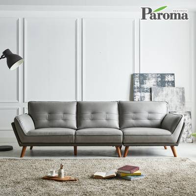 파로마 테리 4인용 에어레더 소파 HJ24