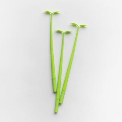 핑크풋 새싹 중성펜(0.5mm)