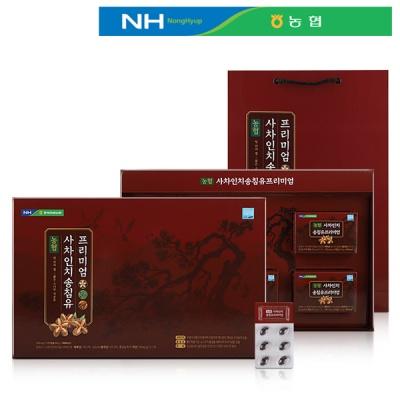 [NH농협] 사차인치 송침유프리미엄 500mlx120캡슐