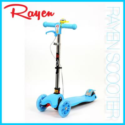 Rayen 레이앙 MINI SCOOTER_BLUE