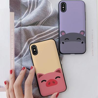 아이폰7 동물시리즈02 카드케이스