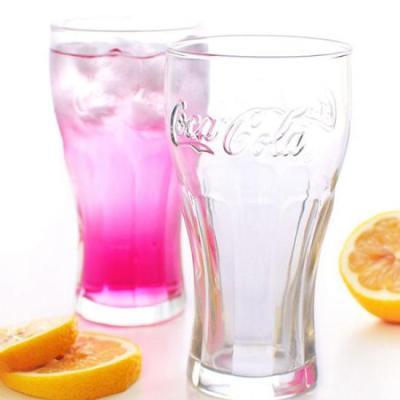 클리어 음료 디자인컵 2개 1세트