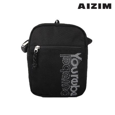 AIZIM 데일리 크로스백 운동 패션 가방 ASM008MBK